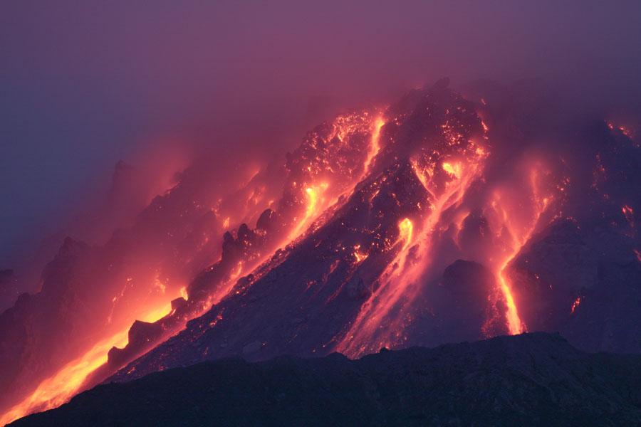 an introduction to the history of the soufriere hills volcano El volcà soufrière hills  el montserrat volcano observatory en pren mesures de forma contínua i n'informa de l'activitat al govern i la població de.