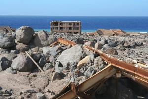 Destruction Plymouth Montserrat Burial Lahars