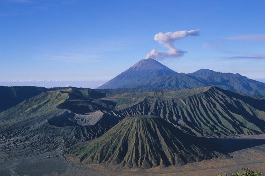 Bromo Volcano (Tengger Caldera)