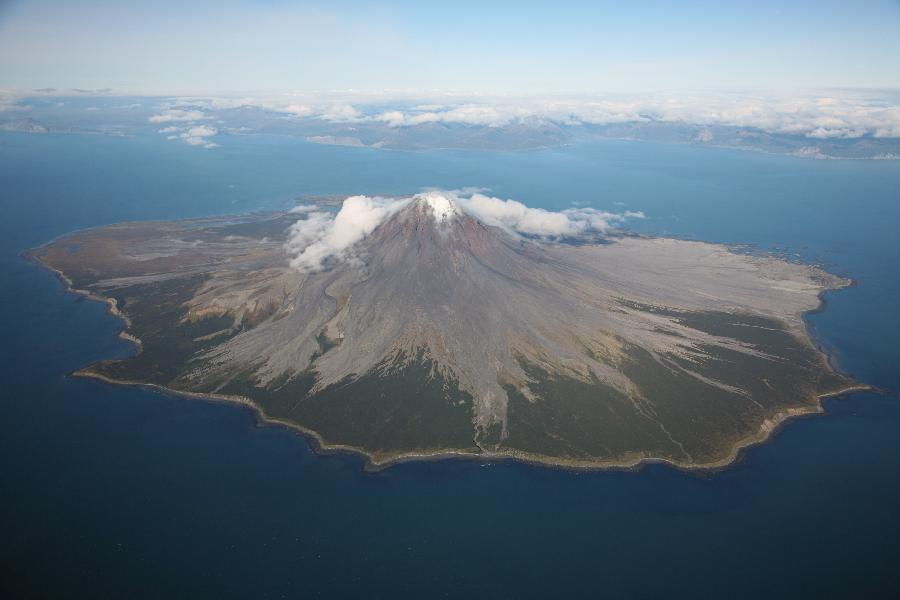 An overview of st augustine volcano