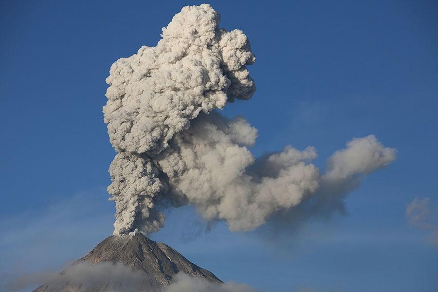 Colima Volcano Mexico - Active volcanoes in mexico