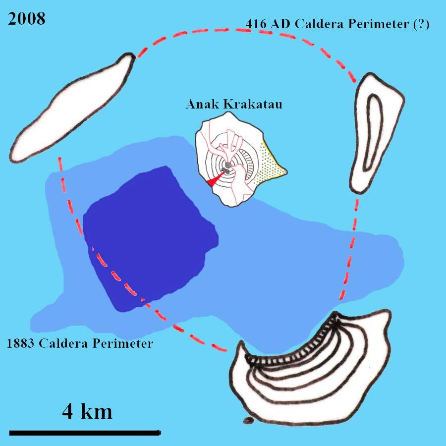 Anak Krakatoa Diagram - Basic Guide Wiring Diagram •