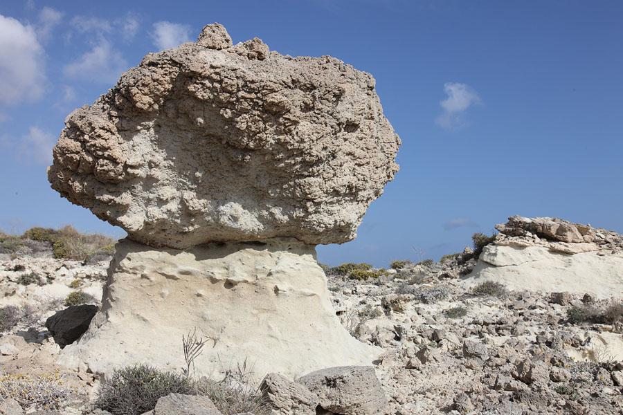 Rock Erosion Mushroom rockRock Erosion