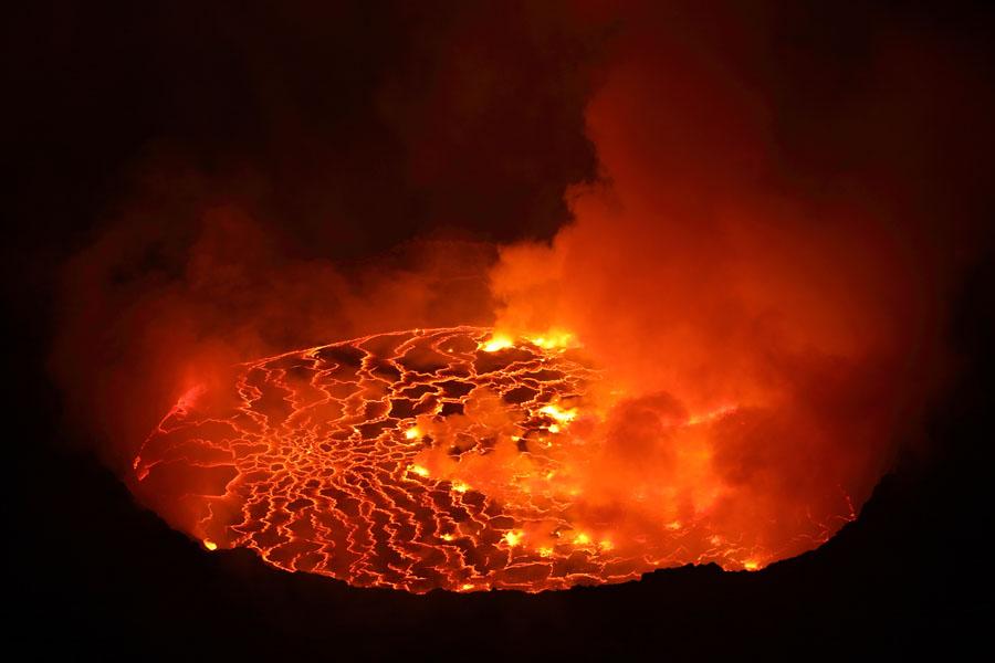volcanoes4 - Mount Nyiragongo