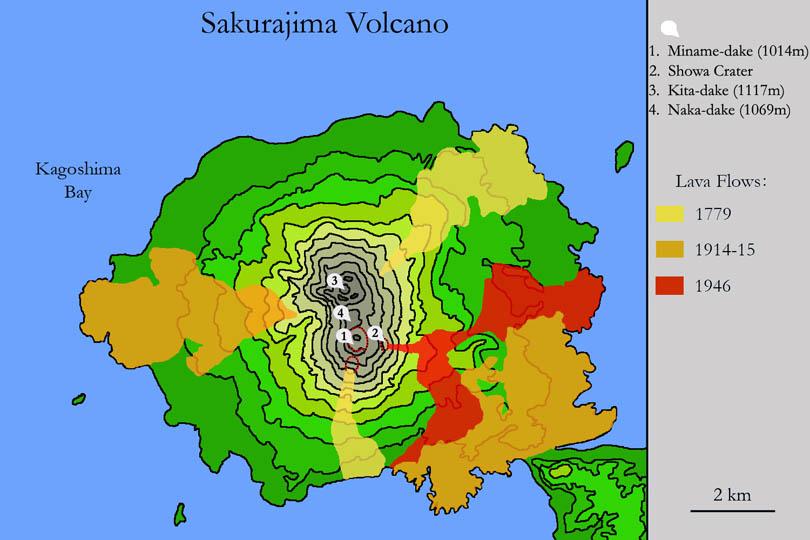 SakurajimaMapsjpg - Japan map activity