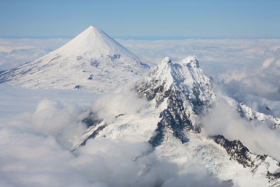 Shishaldin volcano