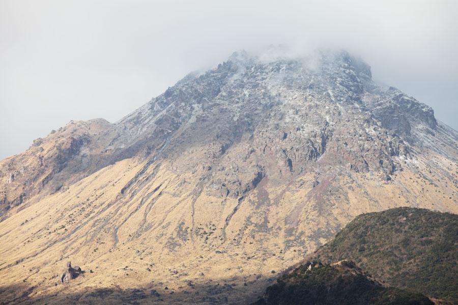Unzen Volcano